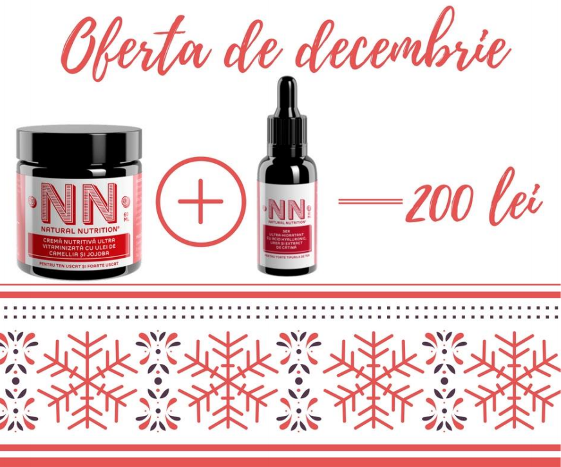 Newsletter no. 3 NN Cosmetics - December 2016