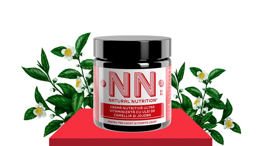 Nourishing ultra-vitamin cream with camellia and jojoba oil (60 ml)